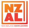 NZAL logo in red and white